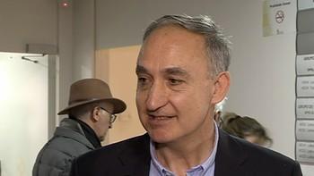 El catedrático de Química Física Antonio Largo Cabrerizo, nuevo rector de la Universidad de Valladolid