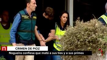 Patrick Nogueira confiesa a la Guardia Civil ser el autor del cu�druple crimen de Pioz