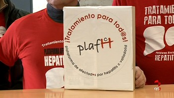 La plataforma de afectados hepatitis C de Valladolid se disuelve tras lograr su objetivo