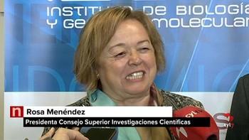 La presidenta de CSIC destaca la 'excelencia' de los 75 investigadores de sus cinco centros en Castilla y León