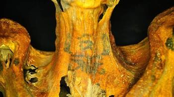 Hayan los primeros tatuajes de objetos reales en una momia egipcia