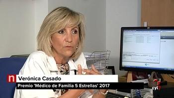 La mejor médico de familia de Europa está en Castilla y León