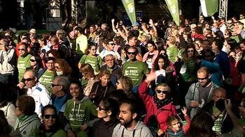 Valladolid está 'en marcha'