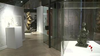 La Fundación Caja de Burgos acerca la obra del escultor zamorano Baltasar Lobo