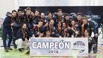 El Club Patinaje en Línea Valladolid, campeón de la Copa del Rey