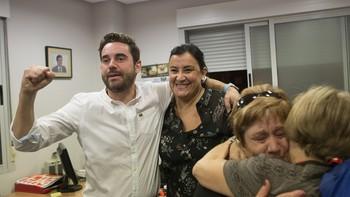 Antidio Fagúndez gana las Primarias del PSOE de Zamora con un apretado 51,07% de los votos emitidos