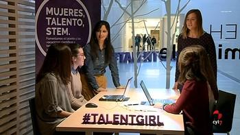 El proyecto 'Stem Talent Girl' fomentará el talento de casi 600 niñas en Castilla y León