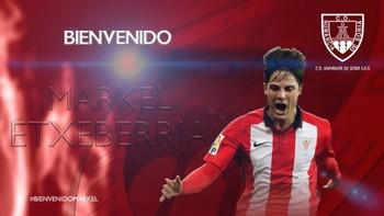 Markel Etxeberria, a reivindicarse en Soria