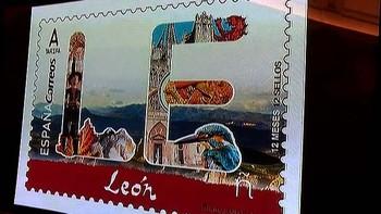 El sello dedicado a León en el que aparece por error la catedral de Burgos bate récord de ventas