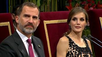 El Rey Felipe defiende los Premios como un acto de cultura frente a la ignorancia