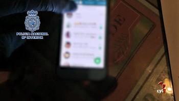 Detenido en Valladolid por tenencia y distribución de pornografía infantil
