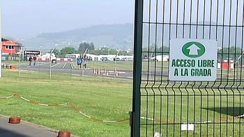 Fallece un niño burgalés al sufrir un accidente de karting en el Circuito Fernando Alonso