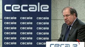 Herrera destaca que los empresarios han sido los protagonistas de la recuperación económica de Castilla y León
