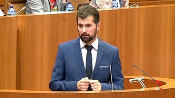 Tudanca, único precandidato en las primarias socialistas a la Presidencia de la Junta