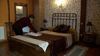 Lleno absoluto en los alojamientos rurales de Castilla y León