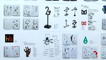 Manuel Estrada expone sus 'Cuadernos del Diseñador' en el Palacio Quintanar de Segovia