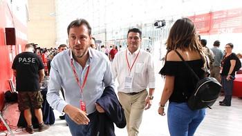 Los delegados de Castilla y León ven 'ilusión' y valoran la importante presencia del PSCyL
