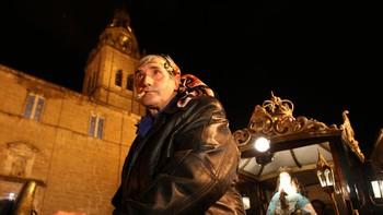 Declaradas de interés turístico nacional las procesiones nocturnas en honor a la Virgen de los Pegotes de Nava del Rey, Valladolid