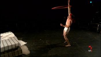 Circo Rasposo se estrena en Titirimundi con 'La dévORée'