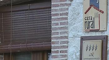 Las pernoctaciones de turismo rural cayeron un 2,82% en noviembre en Castilla y León