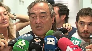 Juan Rosell: 'Cuando los espa�oles votan, nunca se equivocan'