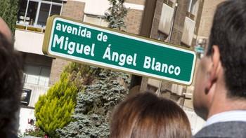 Óscar Puente destaca la figura de Miguel Ángel Blanco como referente en la lucha por la libertad y el fin de ETA