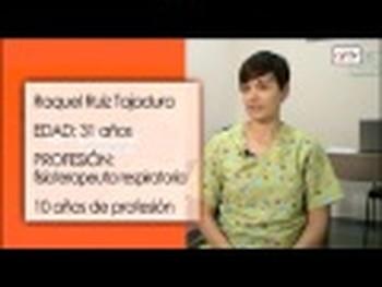 Fisioterapia respiratoria, una especialidad poco conocida en Castilla y León