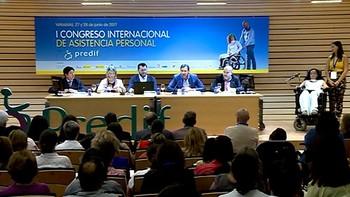 Castilla y León es la segunda comunidad autónoma que concede más prestaciones de asistencia personal