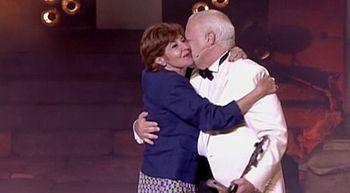 Concha Velasco recibe el premio honor�fico 'Emerita Augusta'