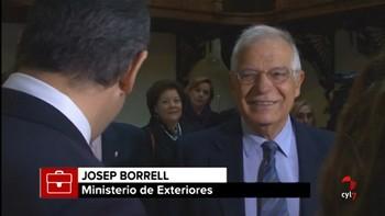Josep Borrell acepta ser ministro de Exteriores del Gobierno de Pedro Sánchez