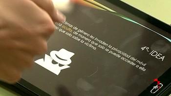 Tres alumnos de la ESO consiguen un premio a nivel nacional con una app de ayuda a víctimas de violencia de género