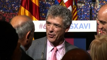 Ángel María Villar dimite como vicepresidente de la UEFA