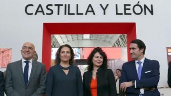 García Cirac subraya que 'la sostenibilidad es un eje transversal de las políticas turísticas de Castilla y León'