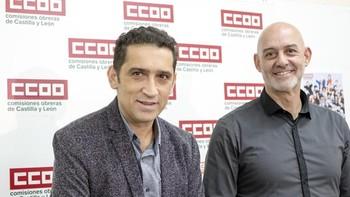 CCOO-CyL aboga por revertir la reforma laboral 'que tanto daño ha hecho' y recuperar los derechos y salarios de los trabajadores