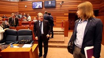 Herrera confronta su modelo ideol�gico con Fern�ndez pero conf�a en que lleguen a acuerdos