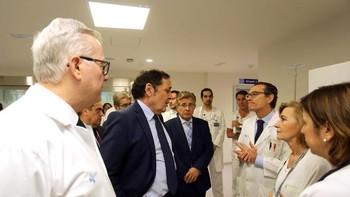 El Clínico de Valladolid cuenta con una nueva unidad de cuidados cardiológicos