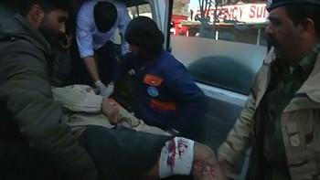Ya son 95 muertos y 158 heridos en el atentado con ambulancia bomba de este sábado en Kabul