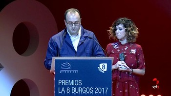 Los premios de La 8 Burgos destacan la labor de los burgaleses en cinco categorías