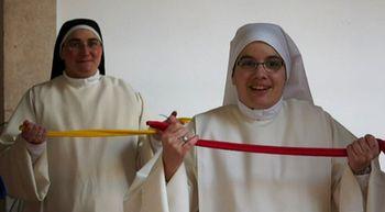 Las monjas dominicas de Lerma emplean la magia como m�todo de eva...
