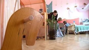 Una guardería en casa, otro concepto de educación