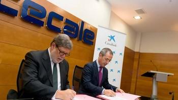 CaixaBank y CECALE renuevan su acuerdo para financiar las empresas de Castilla y León