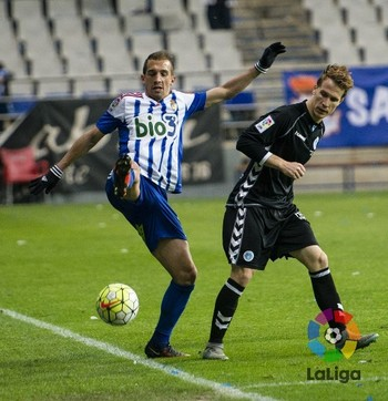 Goleados en Oviedo