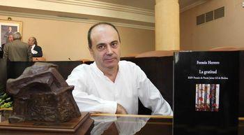 Ferm�n Herrero, Premio Castilla y Le�n de las Letras 2014