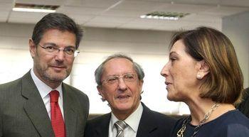 Catal� anuncia que las obras de la Ciudad de la Justicia de Valladolid arrancar�n a finales de a�o