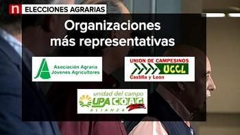 El campo de Castilla y León celebra sus elecciones