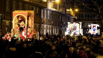 El barrio de Pajarillos de Valladolid celebra un año más su ya tradicional Cabalgata de Reyes sin Camellos