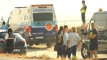 Hallan el cuerpo de Lucía, la niña de 3 años desaparecida en Málaga este miércoles