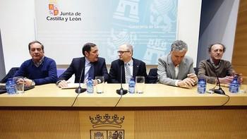 Nacen las cuatro primeras alianzas entre hospitales de Castilla y León