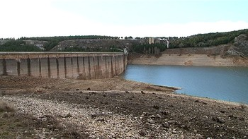 Los embalses de la Cuenca del Duero siguen en estado crítico a pesar de la lluvia y la nieve caídas