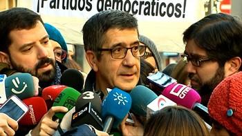 Patxi López presentará este domingo su candidatura a las primarias del PSOE